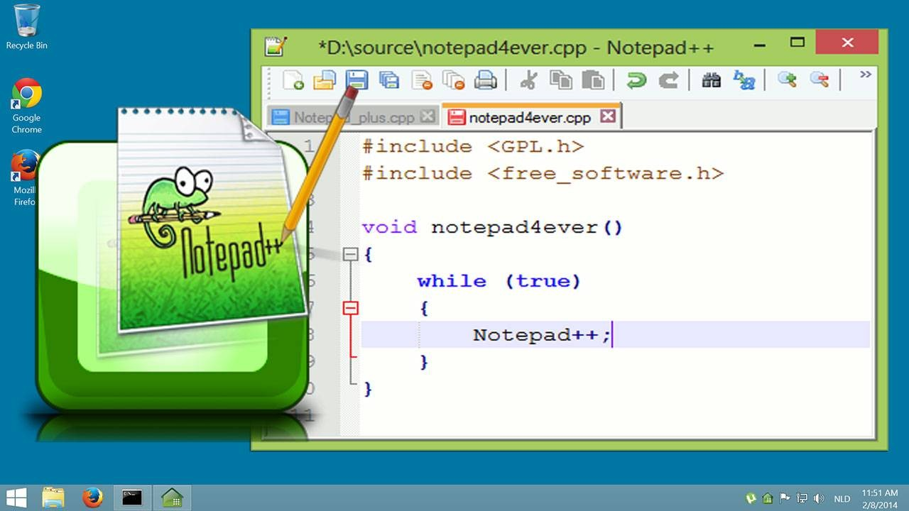 Let's Replace Notepad With Notepad++ in Windows